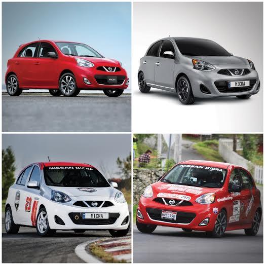 The 2015 Nissan Micra, reaches 9,998 sales milestone