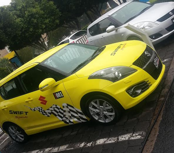 Suzuki TestDrive
